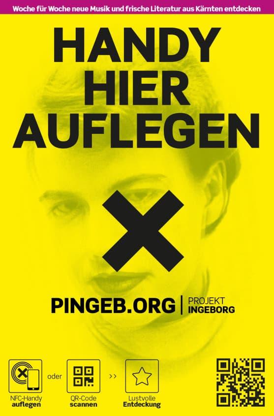 new pingeb.org Sticker
