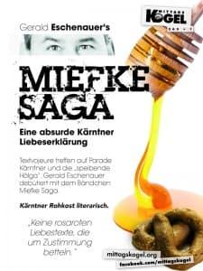 Cover Miefke Saga