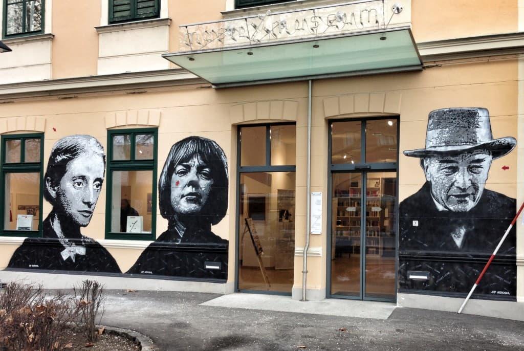 Robert Musil-Literaturhaus in Klagenfurt
