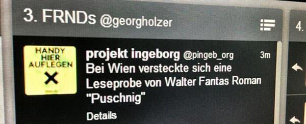 Wien-Tweet