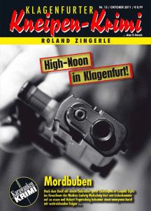Mordbuben Cover