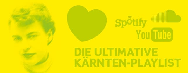 Die ultimative Kärnten Playlist