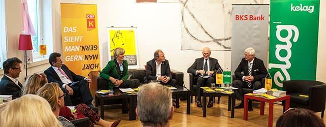 Bachmann-Pressekonferenz