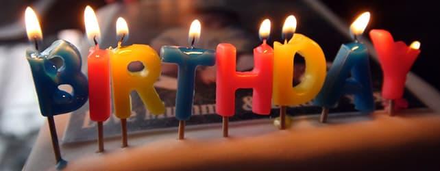 Happy Birthday, Foto: Stegsie/CC