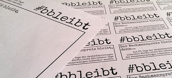 Lendhauer-Aktion #bbleibt