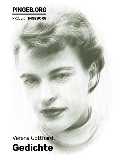 Cover Verena Gotthardt