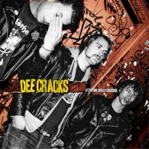DeeCRACKS, Album: Attention! Deficit Disorder