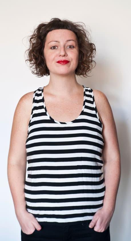 Nadine Kegele, Foto: Nora Gottardi