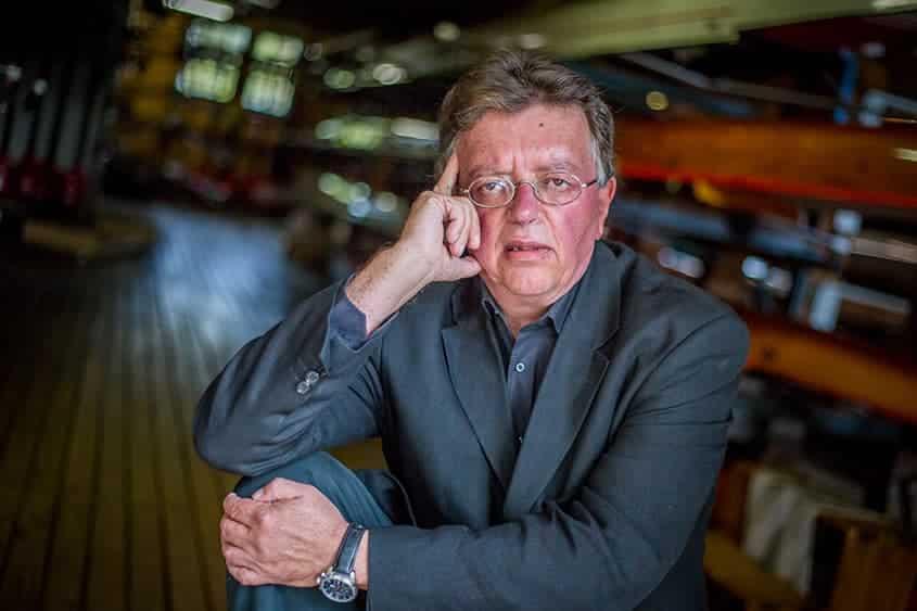 Peter Kimeswenger, Foto: Helmuth Weichselbraun