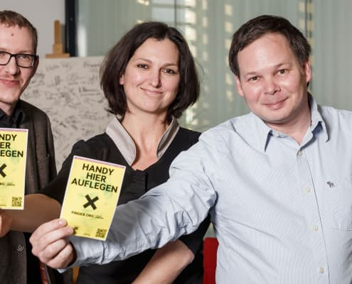 pingeb.org Team | Foto: Martin Steinthaler