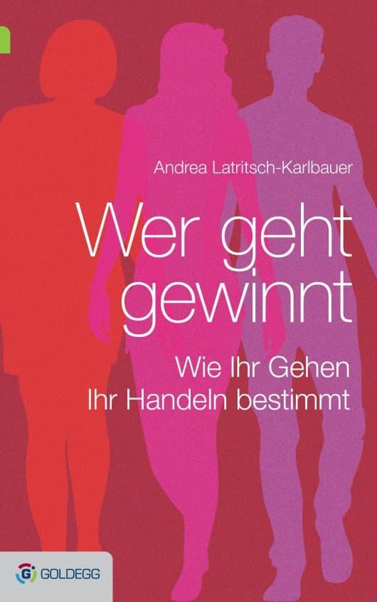 "Cover ""Wer geht gewinnt""/Goldegg-Verlag"